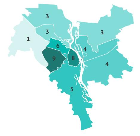 У Києві та Львові знаходяться найкращі школи в Україні за результатами ЗНО-2021